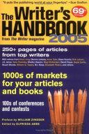 The Writer's Handbook 2005