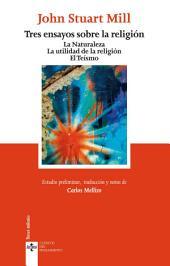 Tres ensayos sobre la religión