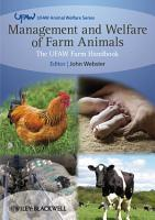 Management and Welfare of Farm Animals PDF