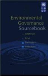 Environmental Governance Sourcebook