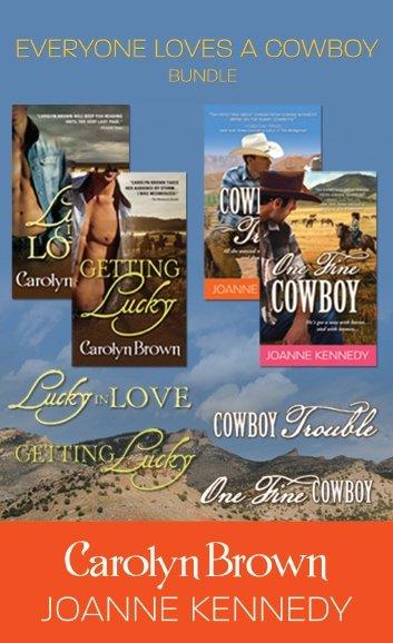 Everyone Loves a Cowboy 4 pack PDF