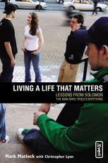 Living a Life That Matters PDF