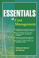 Essentials of Cost Management PDF