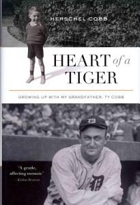 Heart of a Tiger Book