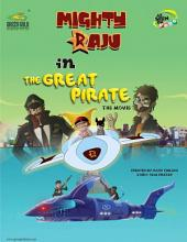 Mighty Raju Movie Comic Vol. 2: The Great Pirate