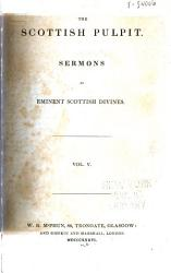 The Scottish Pulpit Book PDF