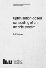 Optimisation based scheduling of an avionic system PDF