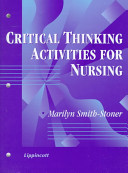 Critical Thinking Activities for Nursing PDF