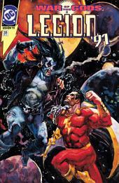 L.E.G.I.O.N. (1989-) #31
