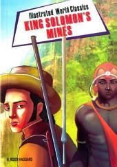 King Solomon's Mines: Illustrated World Classics