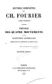 Œuvres complètes de Ch. Fourier ...