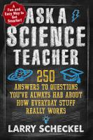 Ask a Science Teacher PDF