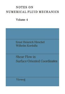 Shear Flow in Surface Oriented Coordinate PDF