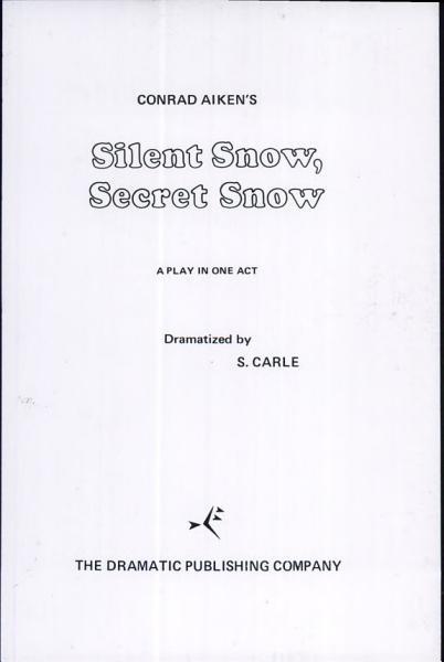 Download Silent Snow  Secret Snow Book