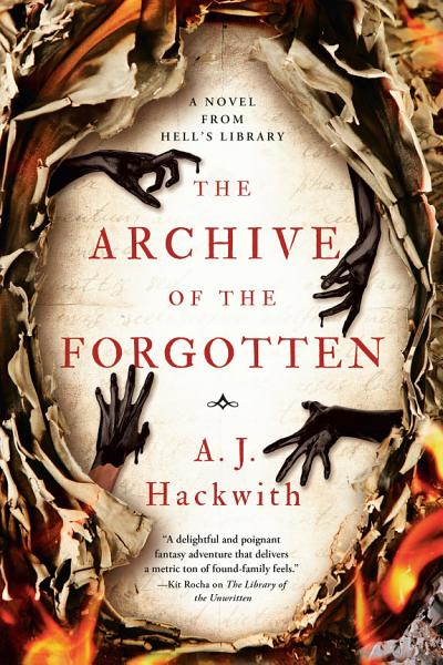 Download The Archive of the Forgotten Book