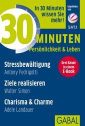 Sonderedition 30 Minuten Beruf & Karriere: Drei Bände in einem E-Book: Business-Etikette, Bewerbungsanschreiben, Vorstellungsgespräch