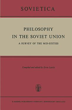 Philosophy in the Soviet Union PDF