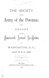 Re-union of the Society of the Army of the Potomac ...