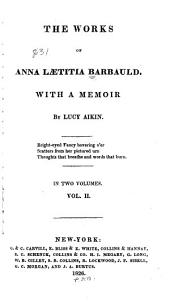 The Works of Anna Lætitia Barbauld: Volume 2