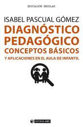 Diagnóstico pedagógico: Conceptos básicos y aplicaciones en el aula de infantil