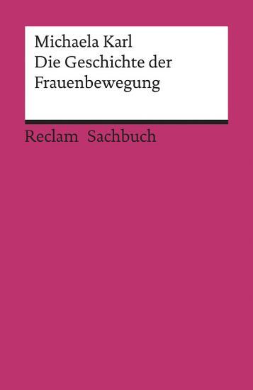 Die Geschichte der Frauenbewegung PDF