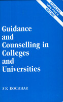 Guidance And Counselling In Colleges And Universities PDF