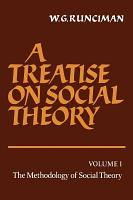 A Treatise on Social Theory PDF