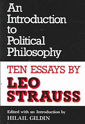 An Introduction to Political Philosophy PDF