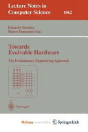 Towards Evolvable Hardware