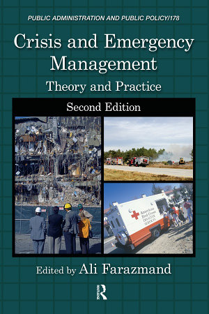 Crisis and Emergency Management PDF