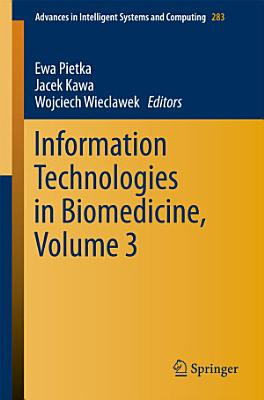 Information Technologies in Biomedicine PDF