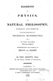 Elements of Physics: Or Natural Philosophy, General and Medical, Volume 2