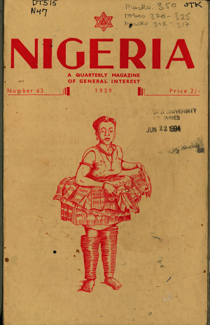 Nigeria magazine