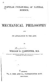 Mechanical Philosophy, Horology and Astronomy