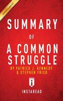 Summary Of A Common Struggle PDF