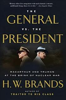 The General Vs  the President Book
