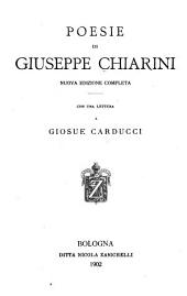 Poesie: con una lettera a Giosue Carducci