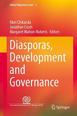 Diasporas  Development and Governance PDF
