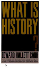 What is History  Book