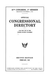 Official Congressional Directory: Volume 67