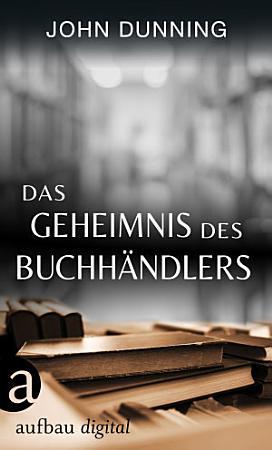 Das Geheimnis des Buchh  ndlers PDF