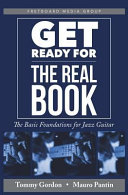 Get Ready For The Real Book Book PDF