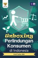 Unboxing Perlindungan Konsumen di Indonesia PDF