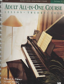 Alfred's Basic Adult Piano Course: Level 3. Lesson, theory, solo