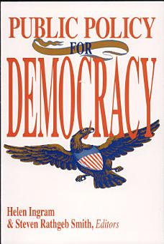 Public Policy for Democracy PDF