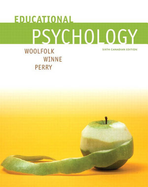 Educational Psychology Sixth Canadian Edition