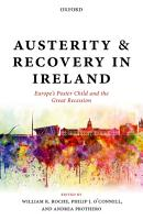 Austerity and Recovery in Ireland PDF