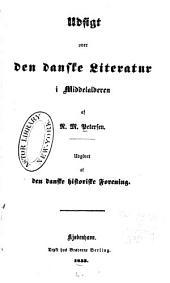 Bidrag til den danske literaturs historie: Bind 1–2