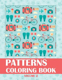 Patterns Coloring Book Volume 2