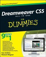 Dreamweaver CS5 All in One For Dummies PDF
